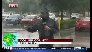 Conditions worsening in Collier County - Video