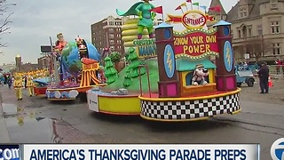 America's Thanksgiving Day Parade is tomorrow