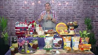 Kick Up Your Fourth of July Food and Drink - Video
