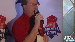 Air Force to meet South Alabama in the Nova Home Loans Arizona Bowl - Video