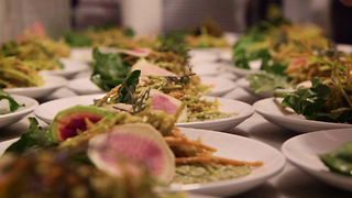 Check Out This Secret Cannabis-Infused Dinner Party - Video