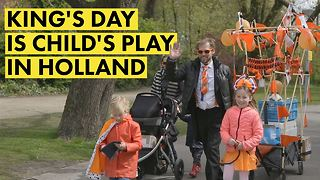 Are Dutch kids the most resourceful in the world? - Video
