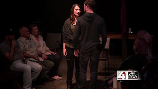 Macbeth now playing at the Living Room Theatre - Video