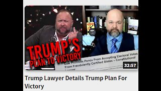 Trump Lawyer Details Trump Plan For Victory