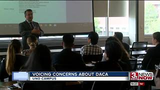 Congressman Bacon meets with UNO DREAMers