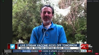 Live Stream Vaccine: The Entertainment Cure