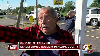 Three dead after armed robbery spree in Adams, Pike counties