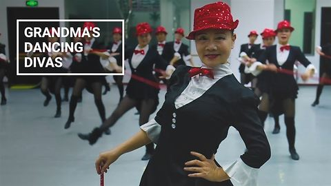 These dancing grandmas are stealing China's hearts
