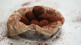 Paul A. Young's real ale chocolate truffle recipe - Video