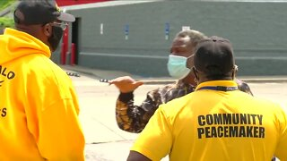 Buffalo Peacemakers call for unity to change racism