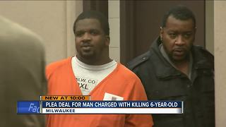 Plea deal for man charged with killing a 6-year-old - Video