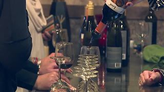 Wine and women come together to help build a Nampa home for Habitat for Humanity - Video