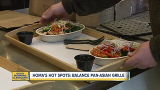 Homa's Hot Spots: Balance Pan-Asian Grille