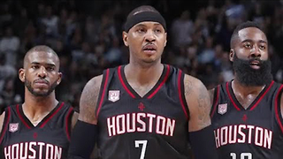 Carmelo Anthony ALMOST Ended Up with the Rockets - Video