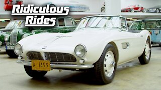We Were Offered $9 Million For Elvis Presley's BMW | RIDICULOUS RIDES