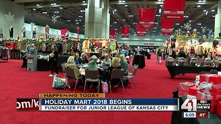 31st annual Junior League Holiday Mart opens Thursday