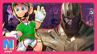 Avengers: Infinity War Trailer Breakdown, Luigi's Bulge Makes Twitter Go Wild | Nerdwire News