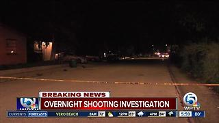 Man shot multiple times in Lake Worth - Video