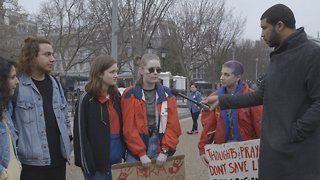 We Spoke With High Schoolers About Gun Control. Here's What They Said. - Video