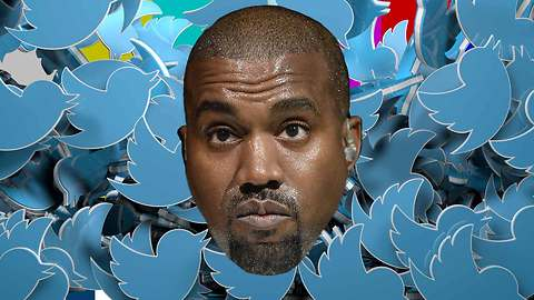 Kanye West's Tweets. What The F*** Is This?!