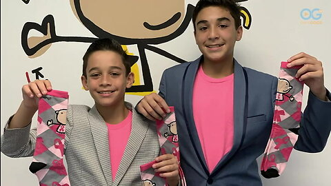 Young Brothers Start Sock Company With A Purpose