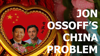 The Charlie Kirk Show - JON OSSOFF'S CHINA PROBLEM