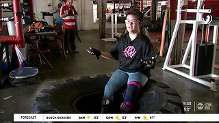 Gym helping people living with special needs