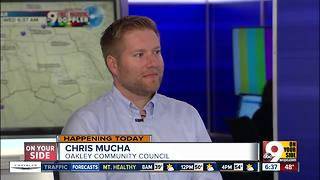 Interview: Chris Mucha of Oakley Community Council on FC Cincinnati stadium deal - Video