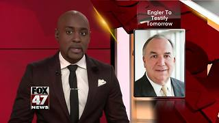 John Engler to testify before Congress - Video