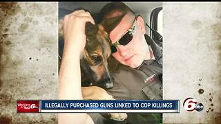 3 people accused of illegally purchasing guns used in officer shootings face federal charges - Video