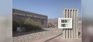 Death Valley still scorching after record-breaking summer