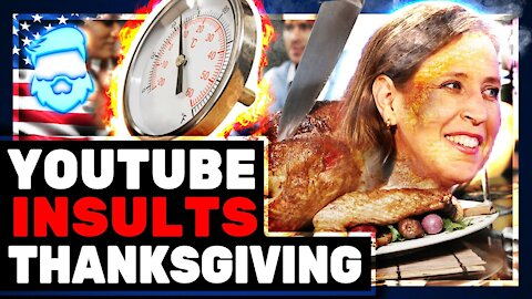 Instant Regret! Youtube DESTROYED After INSULTING Thanksgiving!