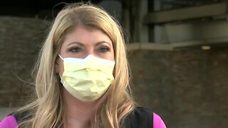ER nurse shares her experiences on the frontline during the coronavirus pandemic
