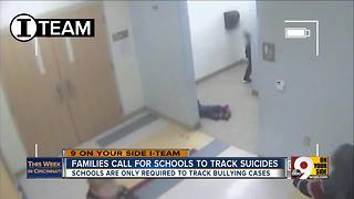 This Week in Cincinnati: Bullying and student suicide - Video