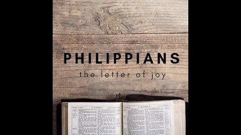 NFBC Sunday - Holding Fast the Word of Life (Phil 2:12-18)