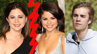 Selena Gomez BREAKS Ties with Her Mom for Justin Bieber!
