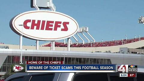 Chiefs fans hope NFL's digital ticketing system reduces scams