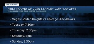 Vegas Golden Knights' game schedule is out