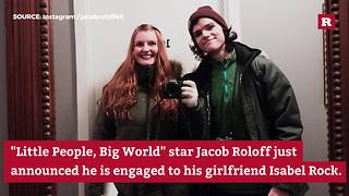 Little People, Big World's Jacob Roloff is engaged | Rare People - Video