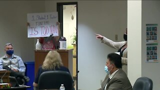 Heated Kenosha School Board meeting after teacher absences send 7 schools virtual