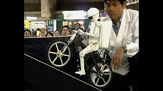 Robot Cyclist - Video
