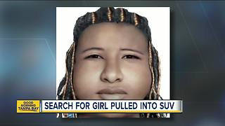AMBER Alert issued after unidentified girl was pulled into an SUV in Titusville - Video