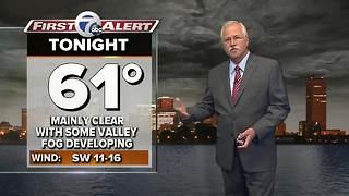 7 First Alert Forecast - Video