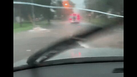 Severe Storms Cause Flooding in Sioux Falls, South Dakota