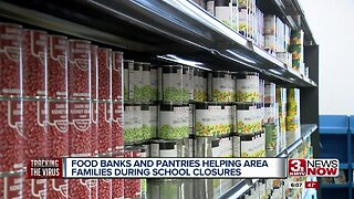 Food Banks and Pantries Helping Area Families During School Closures