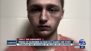 Police: Thornton man confessed to killing girlfriend, driving her body to Wyoming