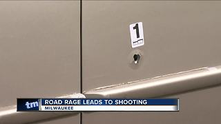 Road rage leads to shooting on Milwaukee's south side - Video