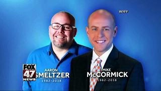2 journalists killed while covering storm - Video