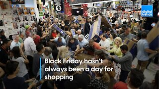 The history of Black Friday, the biggest shopping day of the year