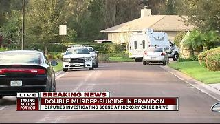 Three dead bodies found at Brandon house